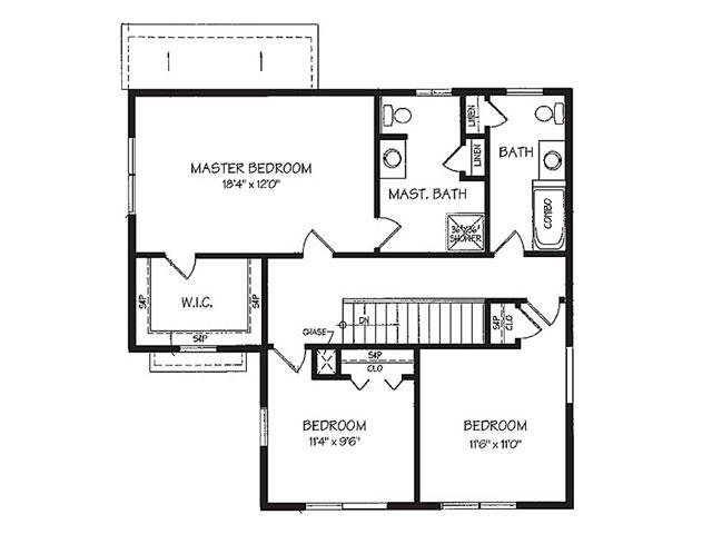 Meredith 2nd Floor