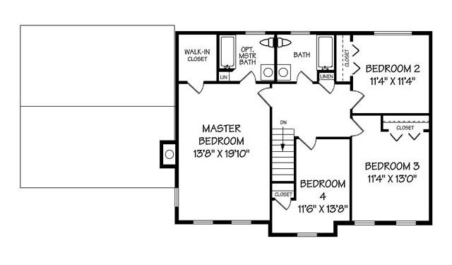 Winchester 2nd Floor