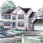 Bedford Colonial
