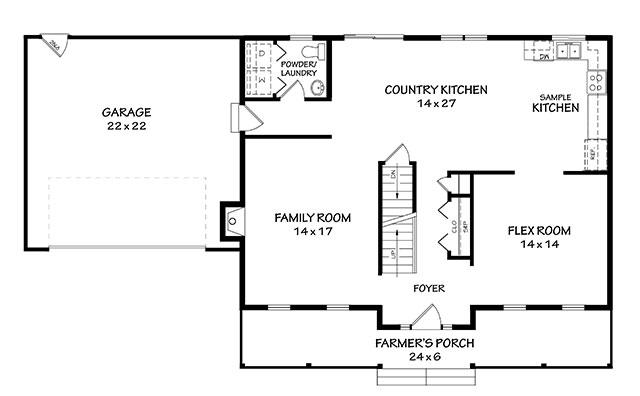 Acton First Floor