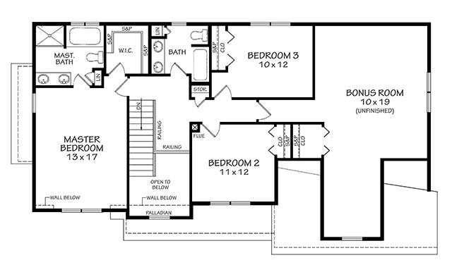 Acton 2nd Floor